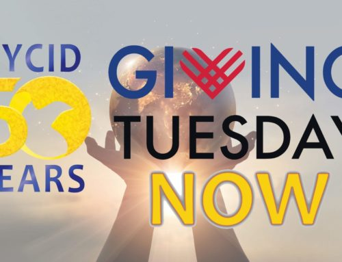 Why Giving Tuesday Now?