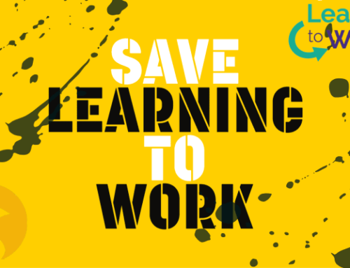 Save Learning to Work