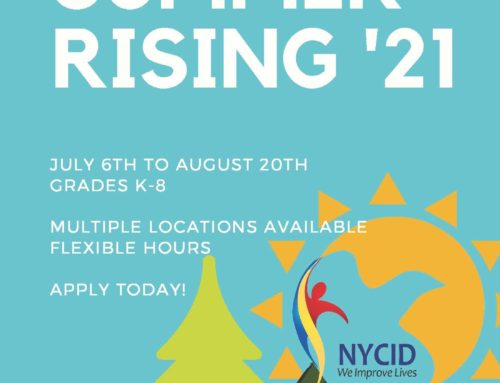 Become a Summer Rising Counselor!